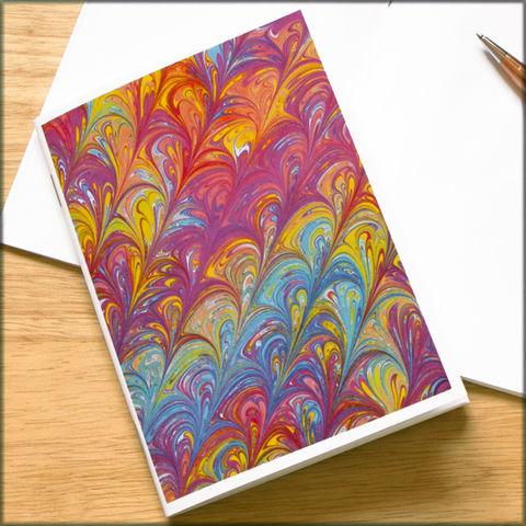 marbled,paper,notebook,no.,4,marbled paper notebook,writing,eco friendly,travel journal,diary