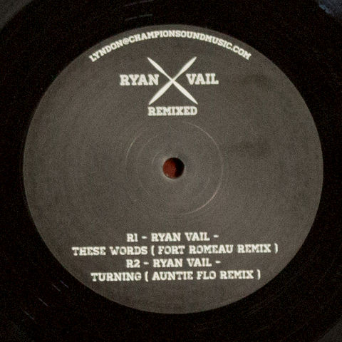 Ryan,Vail,Remixed,-,EP,Ryan Vail, remixed, ep, remix, CSR