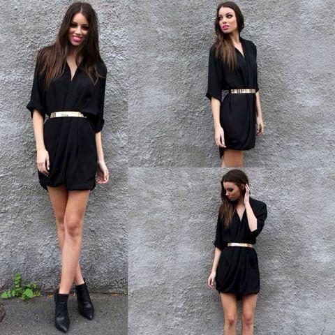 CHARLOTTE,DRESS,-,BLACK