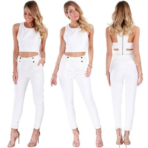 TALK,OF,THE,TOWN,PANTS,-,WHITE