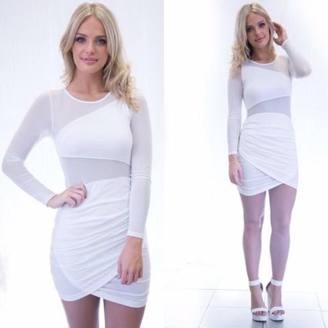 LOVE,YOU,DRESS,-,WHITE