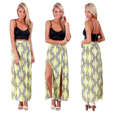 Copacabana,Maxi,Skirt