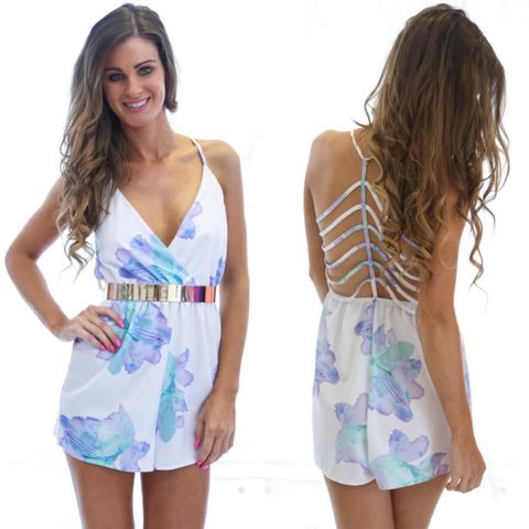 HONEYMOON,AVENUE,PLAYSUIT