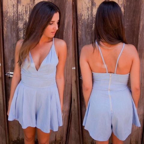 SAMARA,PLAYSUIT