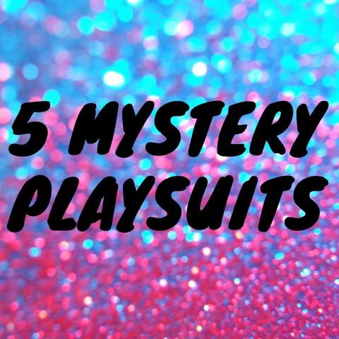 5,X,MYSTERY,PLAYSUIT,DEAL