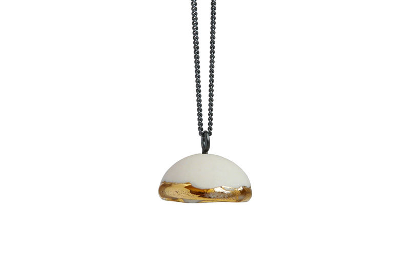 Single Dome Necklace - product images  of