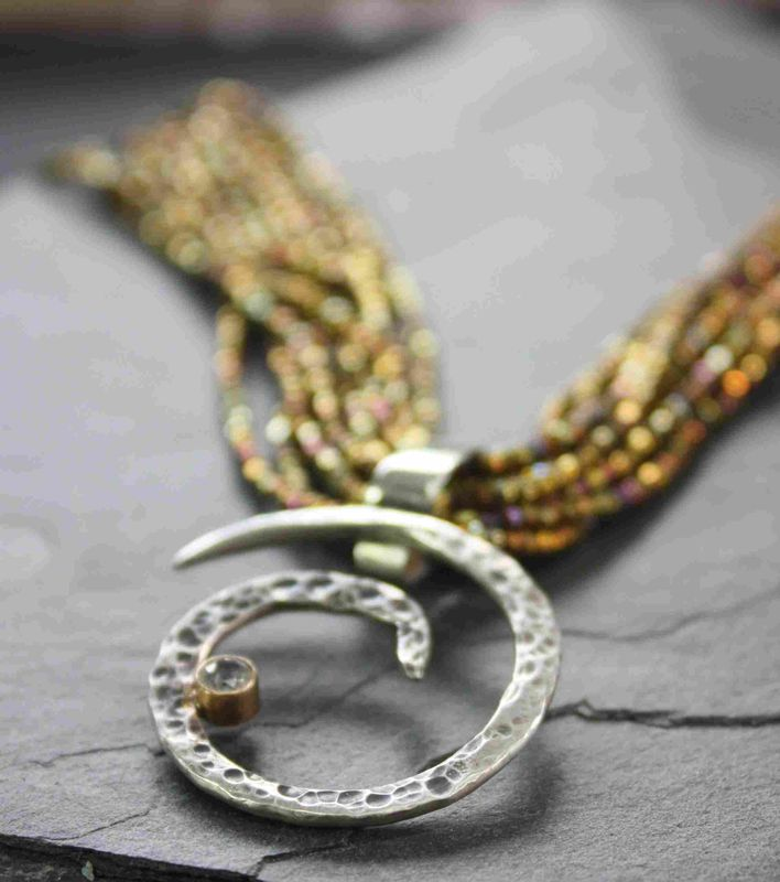 Stellar necklace - product images  of