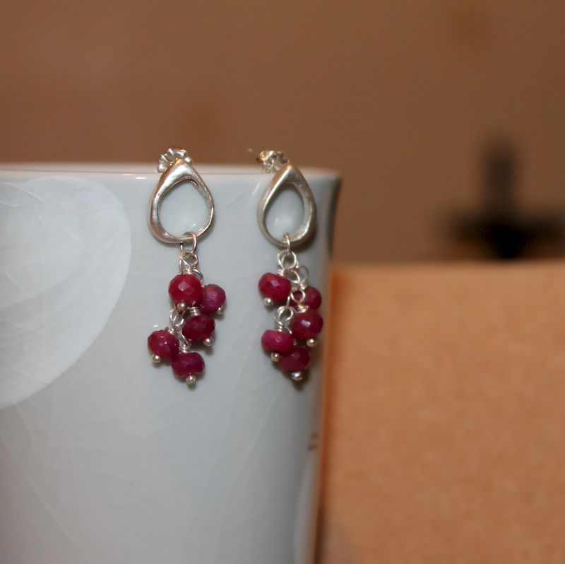 Crescent earrings - product images  of