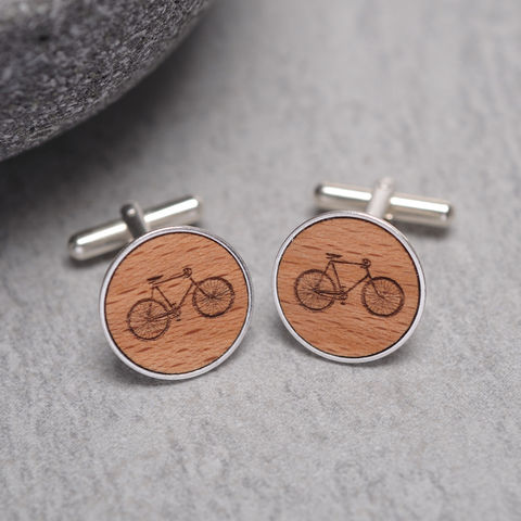 Bicycle,Cufflinks