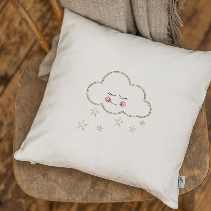 Scandi Cloud Nursery Cushion - product images  of