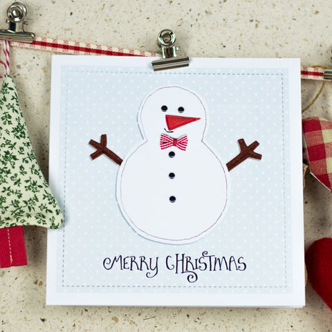 Pack,Of,Christmas,Cards,Snowman,Design,Christmas cards, pack of christmas cards, snowman, textile, artwork, design