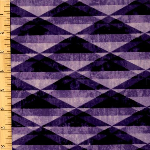Cotton,Quilt,Fabric,Diamond,Prism,Purple,Geometric,Michael,Miller,quilt fabric,cotton material,auntie chris quilt,sewing,crafts,quilting,online fabric,sale fabric