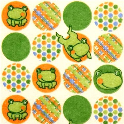 Cotton,Flannel,Quilt,Fabric,Frog,Dots,Riley,Blake,Green,quilt fabric,cotton material,sewing,crafts,quilting,online fabric,sale fabric