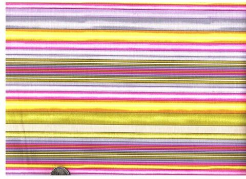 Cotton,Quilt,Fabric,Celebration,Stripe,Pink,Yellow,Lilac,quilt fabric,cotton material,auntie chris quilt,sewing,crafts,quilting,online fabric,sale fabric