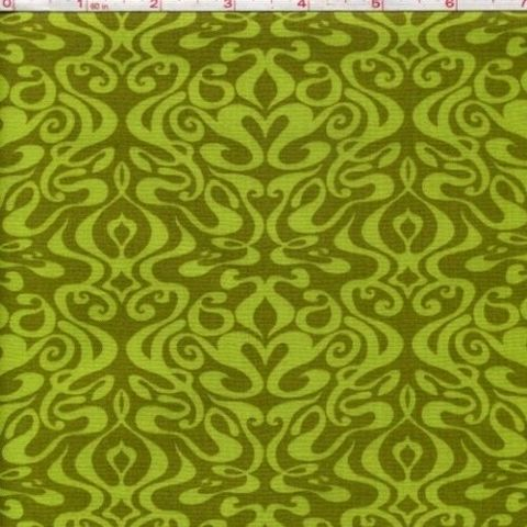 Cotton,Quilt,Fabric,Pacific,Tradewinds,Modern,Damask,Olive,Green,quilt fabric,cotton material,auntie chris quilt,sewing,crafts,quilting,online fabric,sale fabric