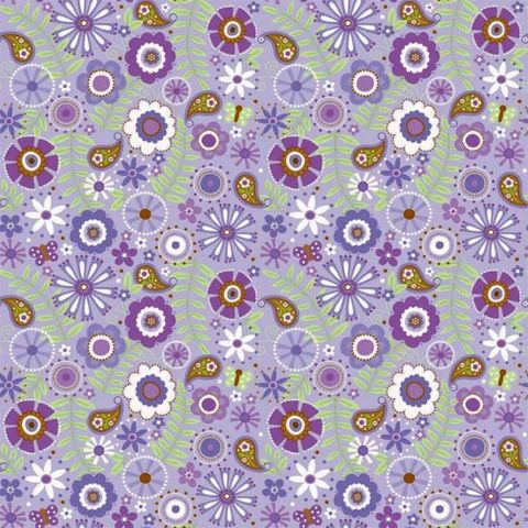 Cotton,Flannel,Quilt,Fabric,Flowers,Purple,Riley,Blake,Multi,quilt fabric,cotton material,sewing,crafts,quilting,online fabric,sale fabric,quilt backings,modern cotton,fat quarters,moda