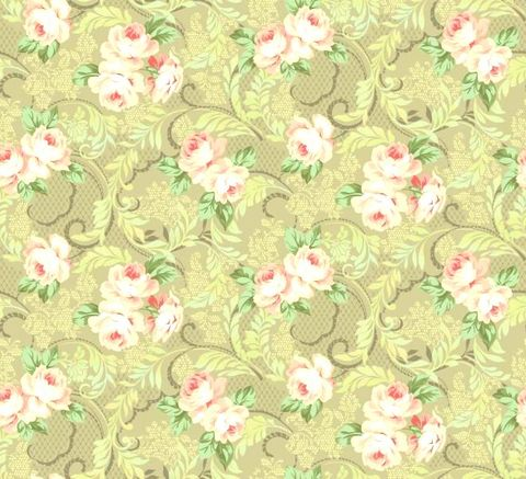 Cotton,Quilt,Fabric,Downton,Lace,Large,Floral,Taupe,quilt fabric,cotton material,auntie chris quilt,sewing,crafts,quilting,online fabric,sale fabric