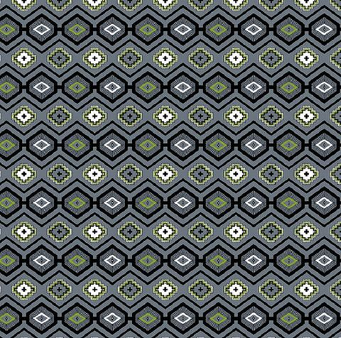 Cotton,Quilt,Fabric,Flannel,Native,Geo,Grey,Southwest,Indian,quilt fabric,cotton material,sewing,crafts,quilting,online fabric,sale fabric,quilt backings,modern cotton,fat quarters,moda