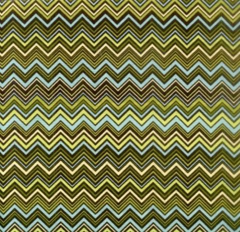 Cotton,Quilt,Fabric,Indian,Summer,Skinny,Chevron,Brown,Teal,Green,quilt fabric,cotton material,auntie chris quilt,sewing,crafts,quilting,online fabric,sale fabric