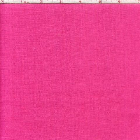 Cotton,Linen,Fabric,Washable,Bright,Pink,Texture,quilt fabric,cotton material,auntie chris quilt,sewing,crafts,quilting,online fabric,sale fabric