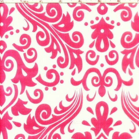 Cotton,Quilt,Fabric,Large,Damask,Pink,White,Riley,Blake,quilt fabric,cotton material,auntie chris quilt,sewing,crafts,quilting,online fabric,sale fabric