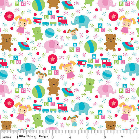 Cotton,Quilt,Fabric,Flannel,Christmas,Santas,Workshop,Santa,Toys,White,quilt fabric,cotton material,sewing,crafts,quilting,online fabric,sale fabric