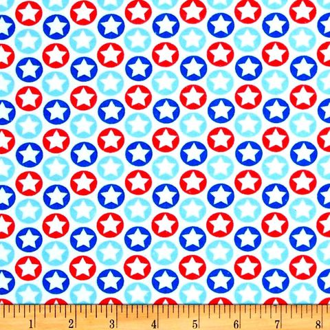Cotton,Flannel,Quilt,Fabric,Patriotic,Alpine,Stars,Red,White,Blue,,quilt backing, dresses, quilt fabric,cotton material,auntie chris quilt,sewing,crafts,quilting,online fabric,sale fabric