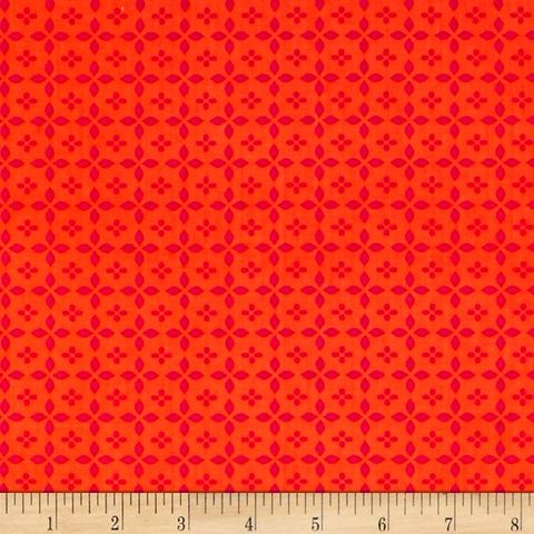 Cotton,Quilt,Fabric,TIMELESS,TREASURES,PETALMANIA,GEO,Orange,,quilt backing, dresses, quilt fabric,cotton material,auntie chris quilt,sewing,crafts,quilting,online fabric,sale fabric