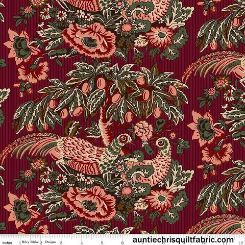 Cotton,Quilt,Fabric,Houghton,Hall,Colonial,Civil,War,C5260,Red,,quilt backing, dresses, quilt fabric,cotton material,auntie chris quilt,sewing,crafts,quilting,online fabric,sale fabric