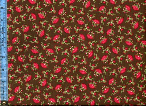 Cotton,Quilt,Fabric,Letters,From,Home,Legacy,Patterns,Circa,1840,Brown,,quilt backing, dresses, quilt fabric,cotton material,auntie chris quilt,sewing,crafts,quilting,online fabric,sale fabric