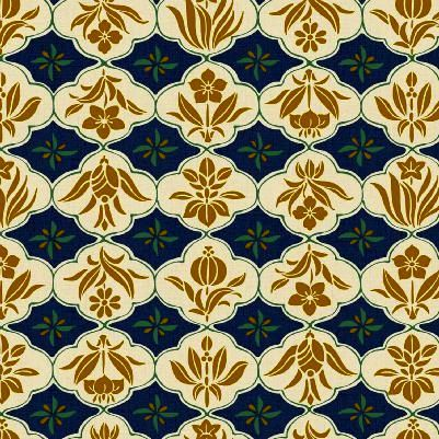 Cotton,Quilt,Fabric,Asian,Hyakka,Ryoran,Modern,Movement,Floral,Frames,Blue,,quilt backing, dresses, quilt fabric,cotton material,auntie chris quilt,sewing,crafts,quilting,online fabric,sale fabric
