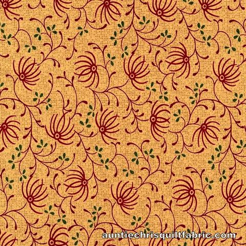 Cotton,Quilt,Fabric,Autumn,Landscape,Floral,Branch,,quilt backing, dresses, quilt fabric,cotton material,auntie chris quilt,sewing,crafts,quilting,online fabric,sale fabric