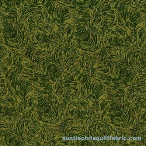 Cotton,Quilt,Fabric,Christmas,Remembered,Green,Leaves,,quilt backing, dresses, quilt fabric,cotton material,auntie chris quilt,sewing,crafts,quilting,online fabric,sale fabric