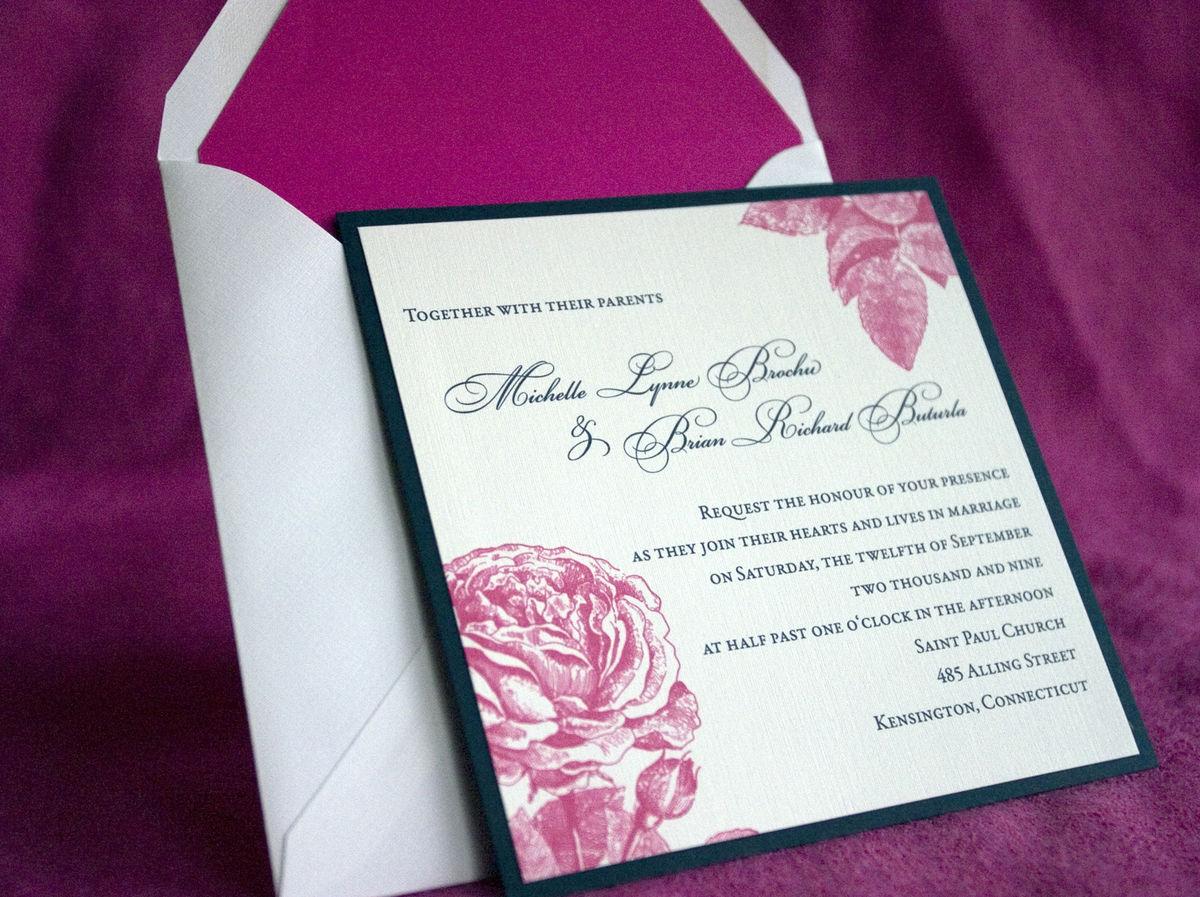 aberdeen wedding invitation sample tulaloo