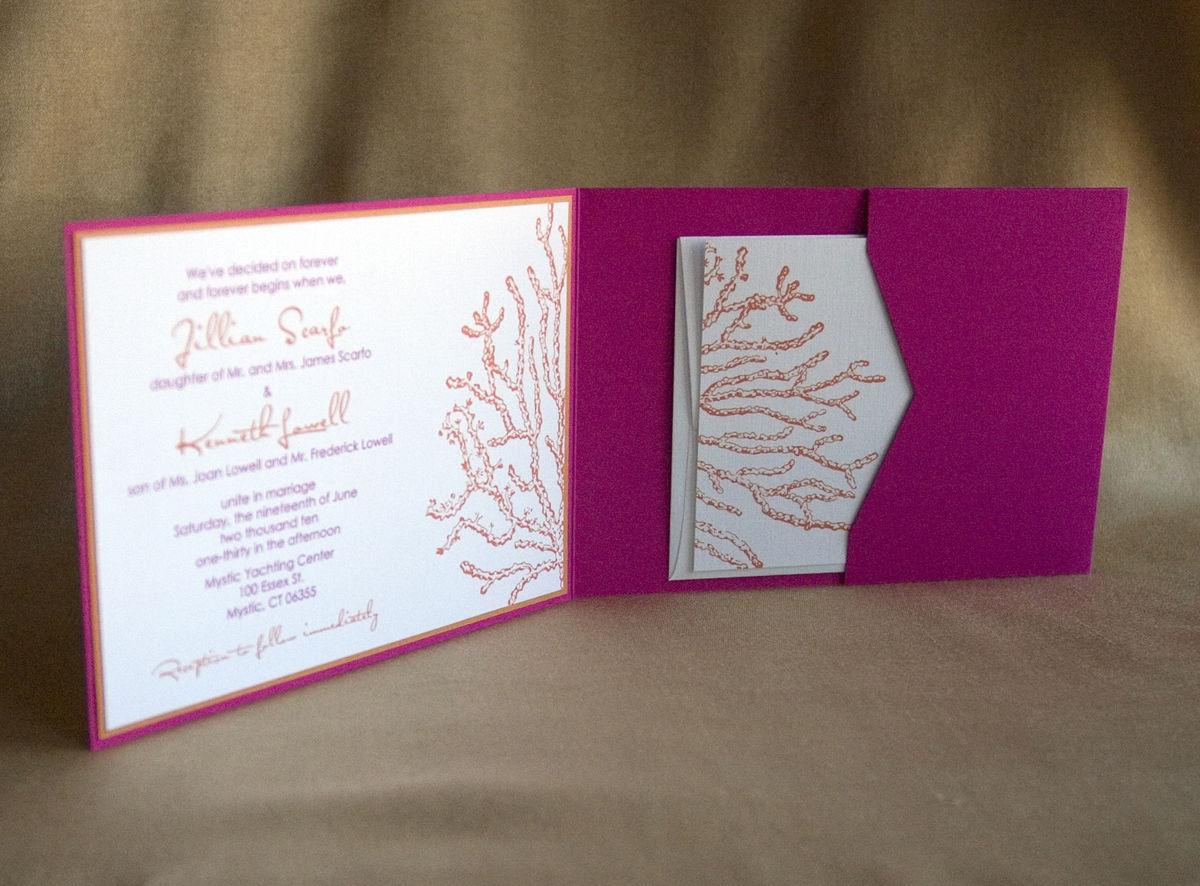 key largo wedding invitation sample 2 sample wedding invitation
