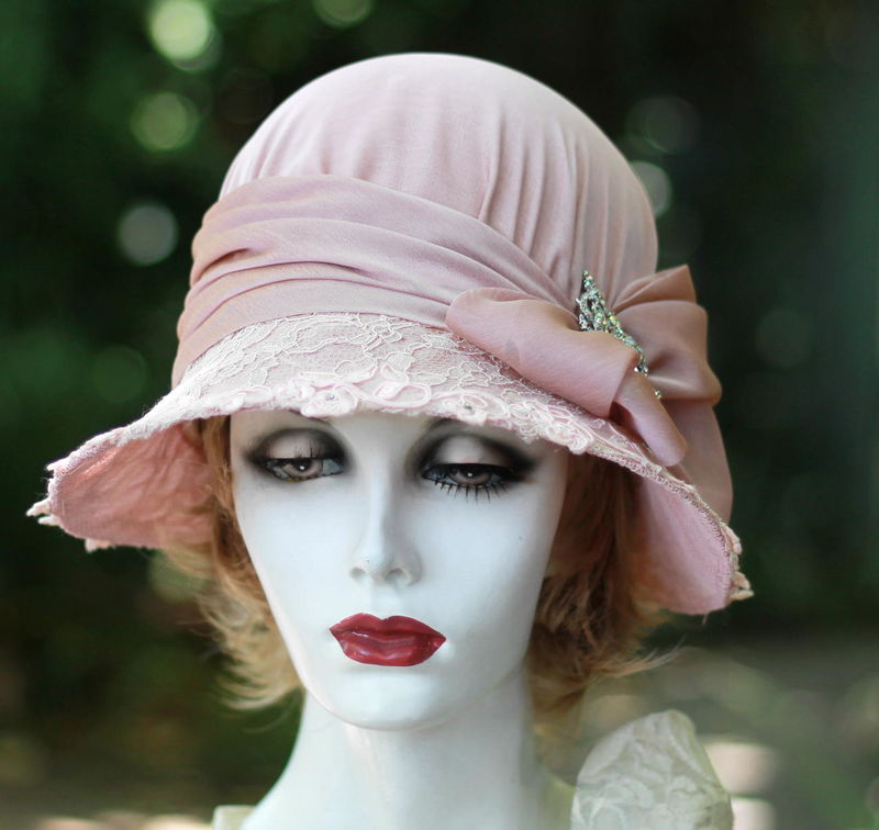 Mother of the bride formal lace wide brim 20 39 s hat hats for Dress hats for weddings