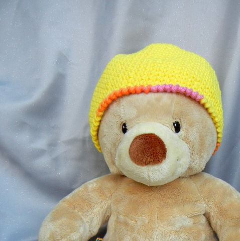 Yellow,Crochet,Hat,Beanie,for,Kids,crochet hat beanie, crochet hat, hat beanie, fitted hats, winter hats, beanie hats, cloche hat, cool hats, baby hats, beanies for girls, cool beanies, crochet beanie, baby boy hats, yellow beanie