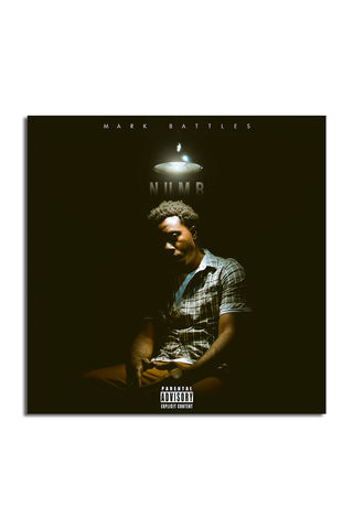 Mark,Battles,Numb,Hard,Copy,CD,Mark Battles, Numb