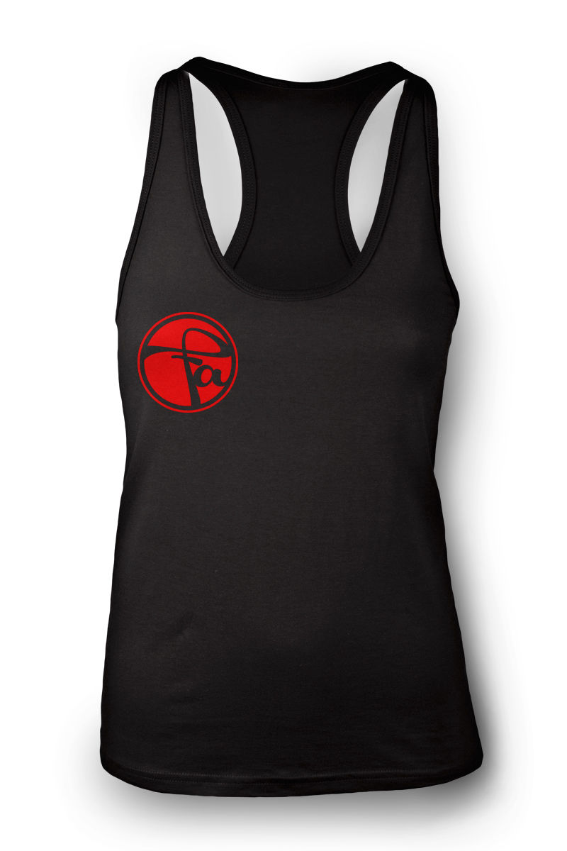 Womens FA Logo Tank - product images  of