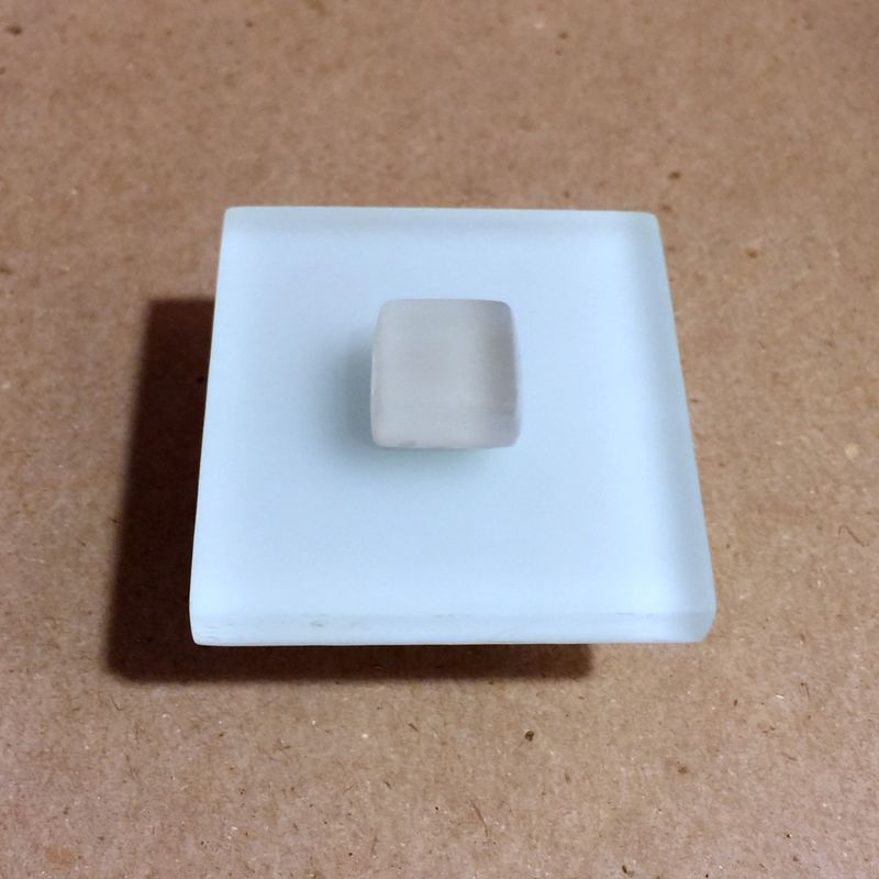 Drawer Pull Beach Glass Cabinet Knob Sea $11.75   Product Images Of