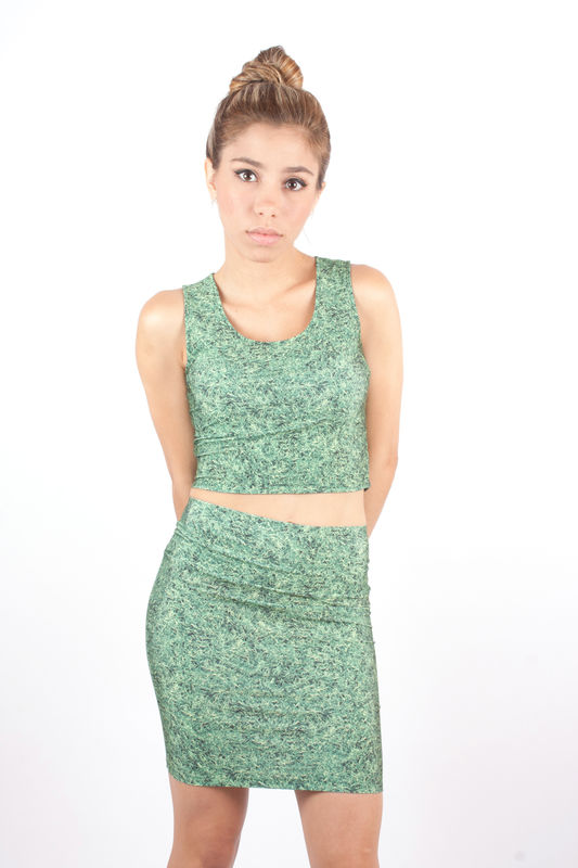 Grass Crop Top - product image