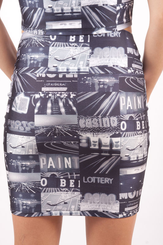Casino Tube Skirt - product image