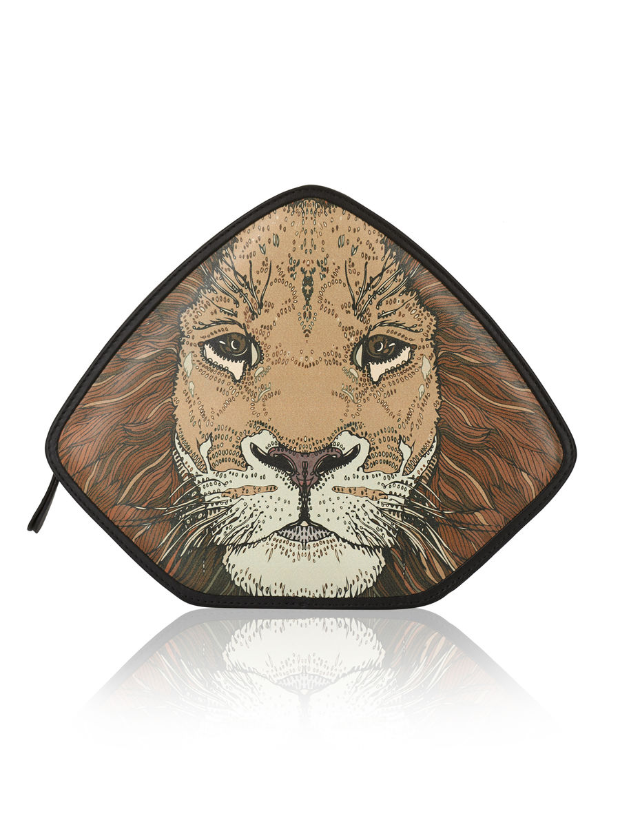 Friday // Lion Print - product image