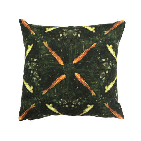 Fishes,Cushion, cushion, furnishing, english garden