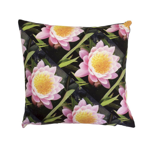 Lily,Pond,Cushion,Lily pond, cushion, furnishing