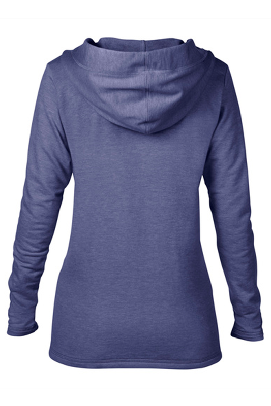 AVMotion womens One Mic Hood - Heather Blue (limited) - product images  of