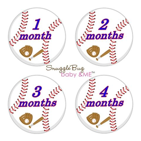 Baseball,Monthly,Birthday,Stickers,Boys Baseball, baby shower gift, onesie StickersMonthly Birthday Stickers, monthly onesie stickers, baseball stickers, photo props