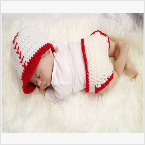 Baseball,2,piece,Diaper,Cover,Set,Baseball hat, baseball diaper cover, Baseball baby gift, baseball photo prop