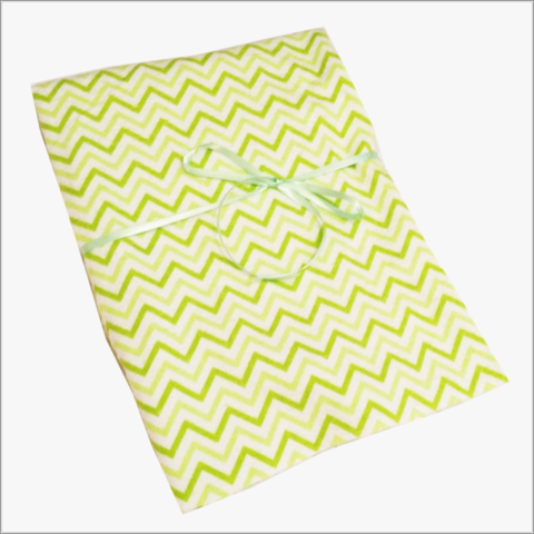 Sweet,Green,two,toned,Chevron,Receiving,Blanket,Swaddler,Green Chevron Blanket, Chevron, Chevron Receiving Blanket, Newborn,  baby shower gift idea, boys, girls
