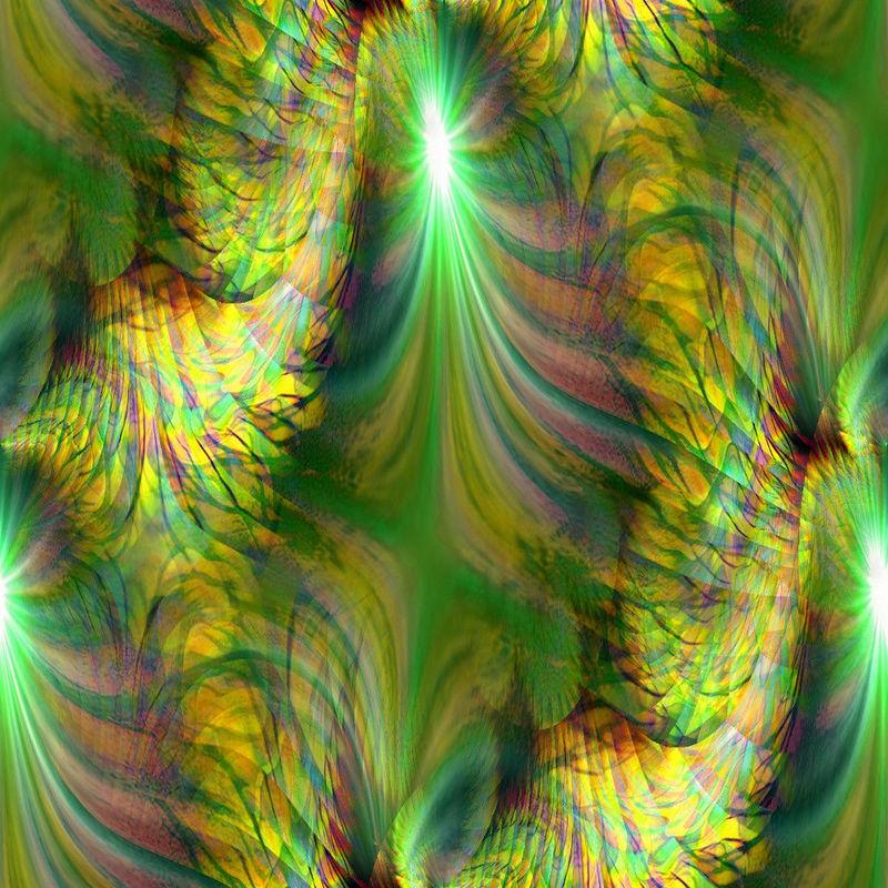 Energy Art, Reiki Wall Decor, Healing Spiritual Abstract ...